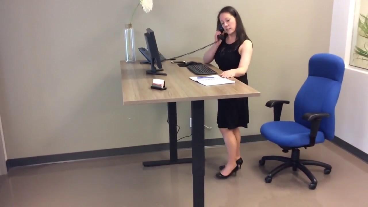 les bureaux debout vous aident-ils à perdre du poids