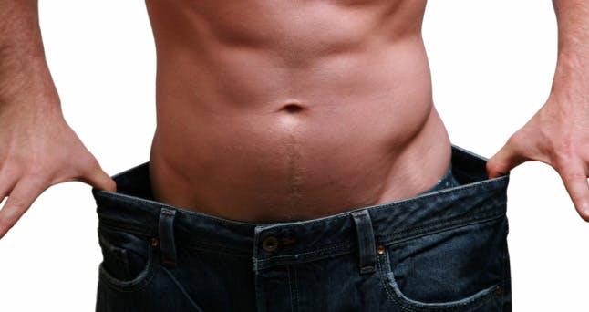 lhomme perd de la graisse thoracique