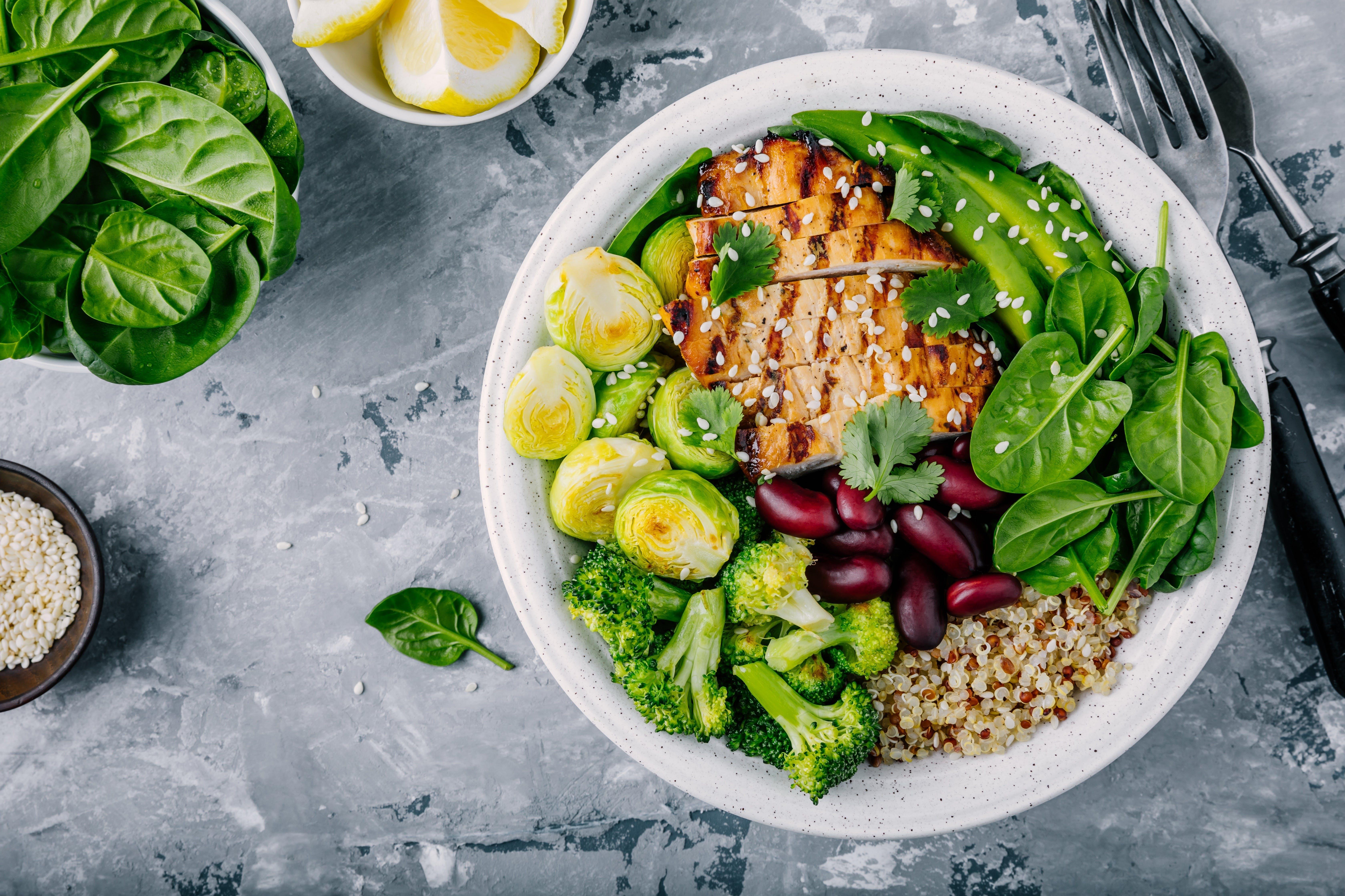 manger comme un homme et perdre du poids