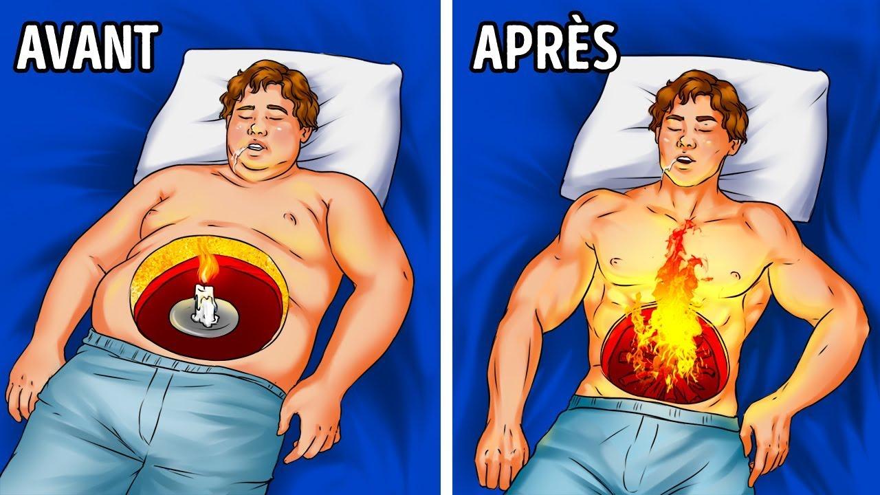 perte de poids en huit semaines le grimpeur descalier brûle-t-il les graisses