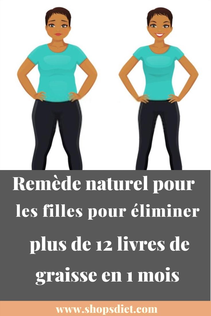 moyen facile et naturel de perdre du poids