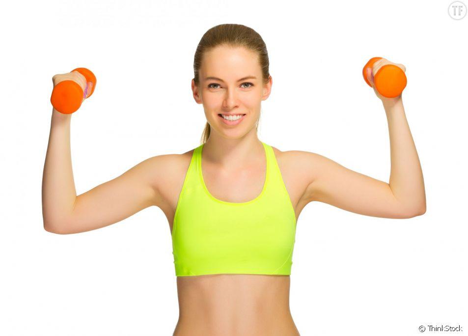 moyen rapide de mincir les bras