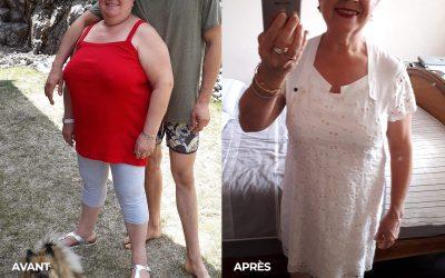 omad résultats de perte de graisse