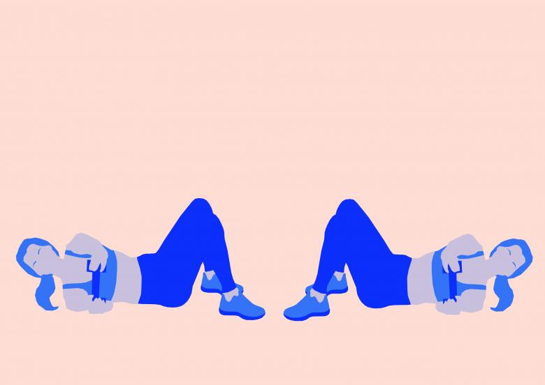 perdre de la graisse dans le dos mère de perte de poids