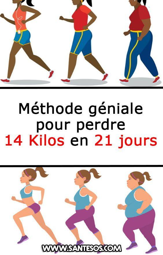 perdre du poids en 21 semaines