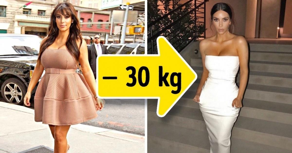 perte de poids 45 kg