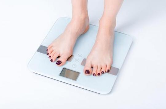 miles à parcourir pour perdre du poids