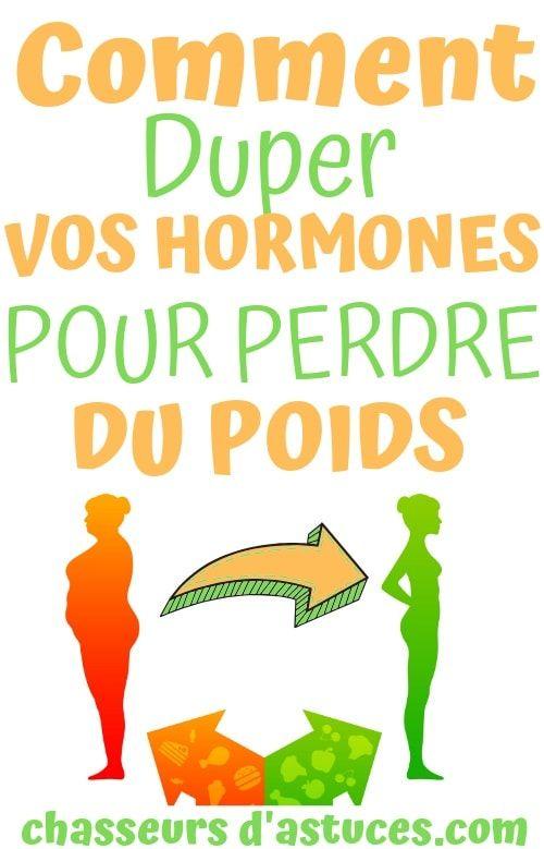 problèmes hormonaux empêchant la perte de poids