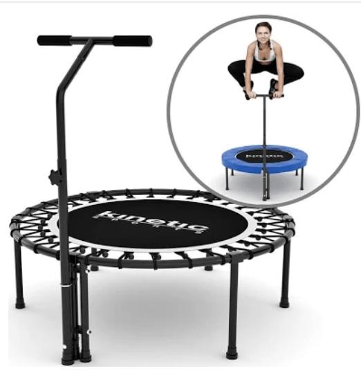 puis-je perdre du poids en utilisant un trampoline