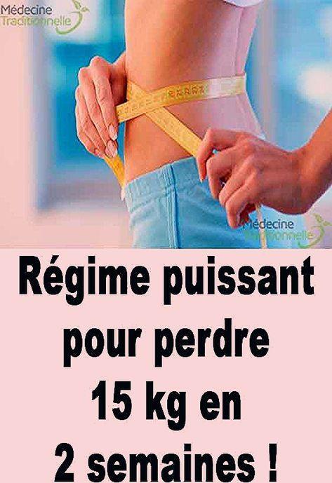 rc pour perdre du poids