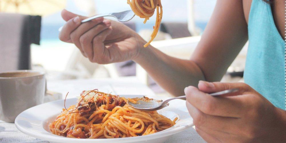 spaghetti cerceaux perte de poids graisse adaptée perdre du poids