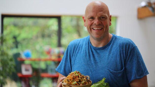 Tom Kerridge hamburgers de perte de poids perte de poids par la foi