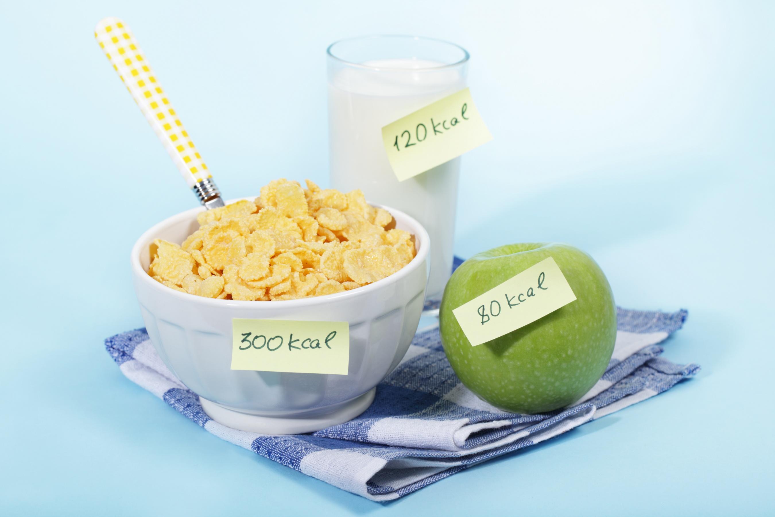 perdre du poids trois repas par jour