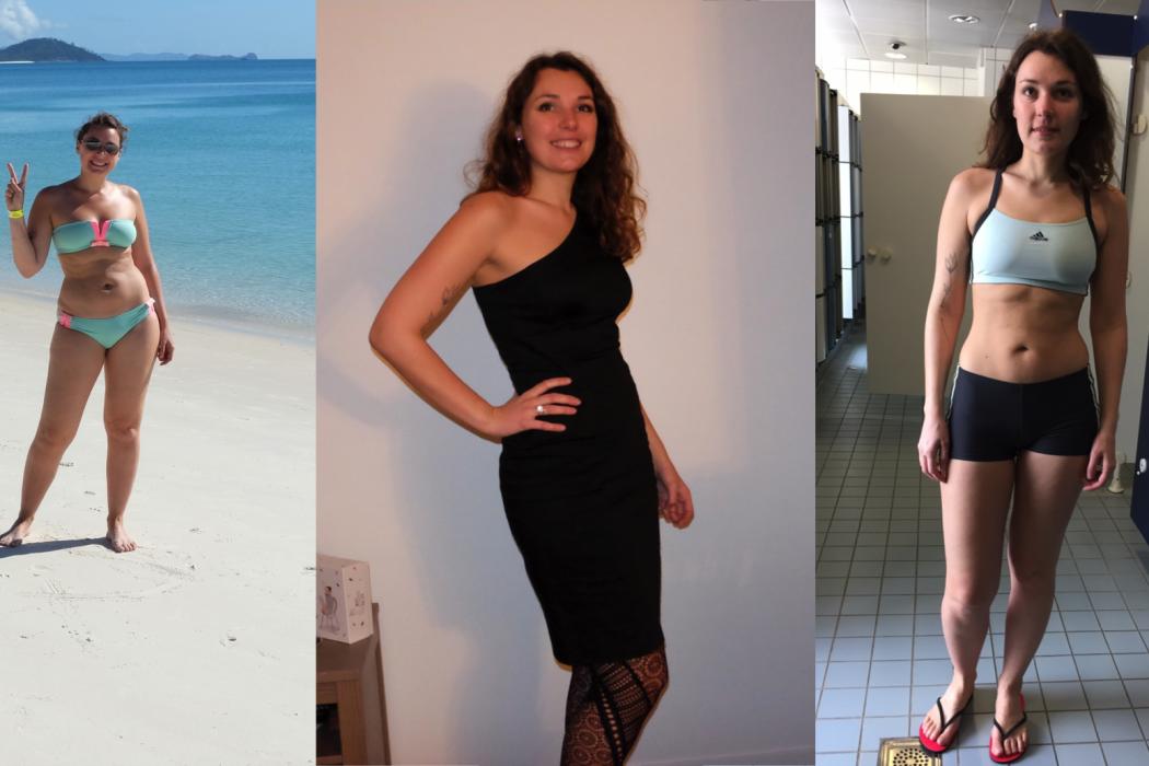 4 kg de perte de poids en un mois meilleur complément pour la récupération et la perte de poids