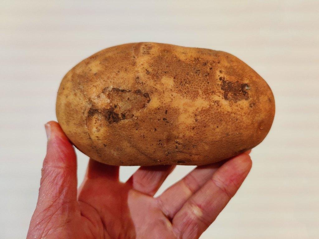 J'ai perdu 3 livres en 3 jours en mangeant des patates