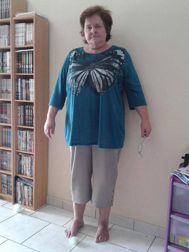 perte de poids femme de 57 ans