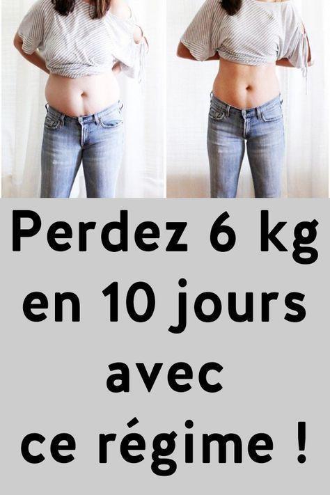 bilan de santé perte de poids