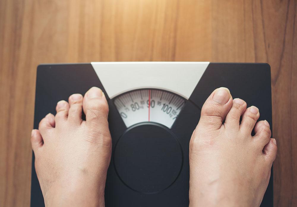 perte de poids pour la Balance