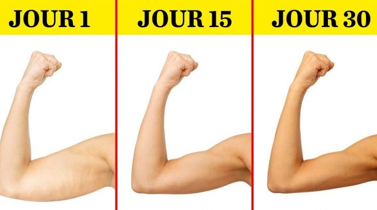 conseils pour perdre la graisse des bras aucune perte de poids dans les deux premières semaines