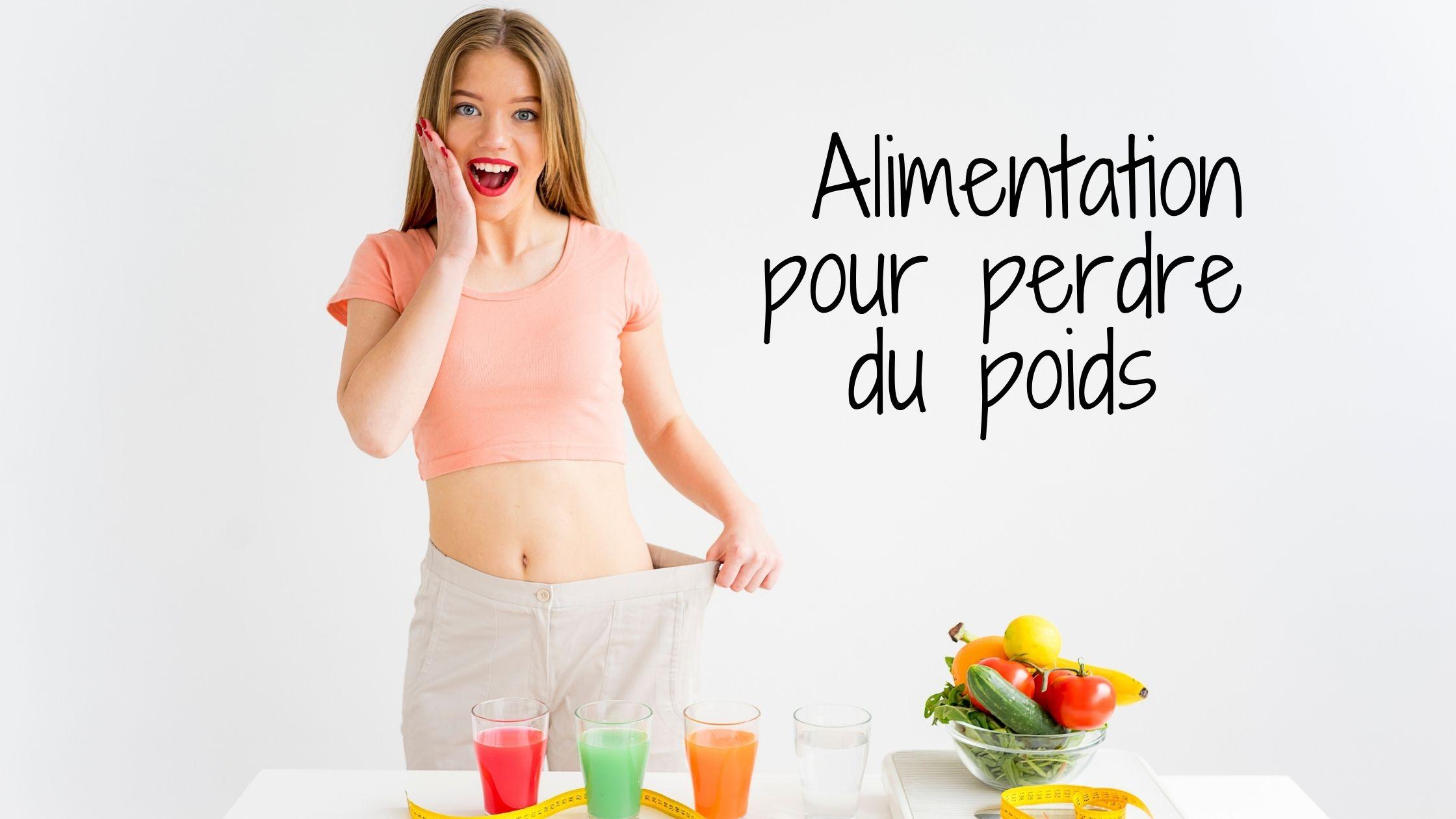 perdre du poids par la naturopathie