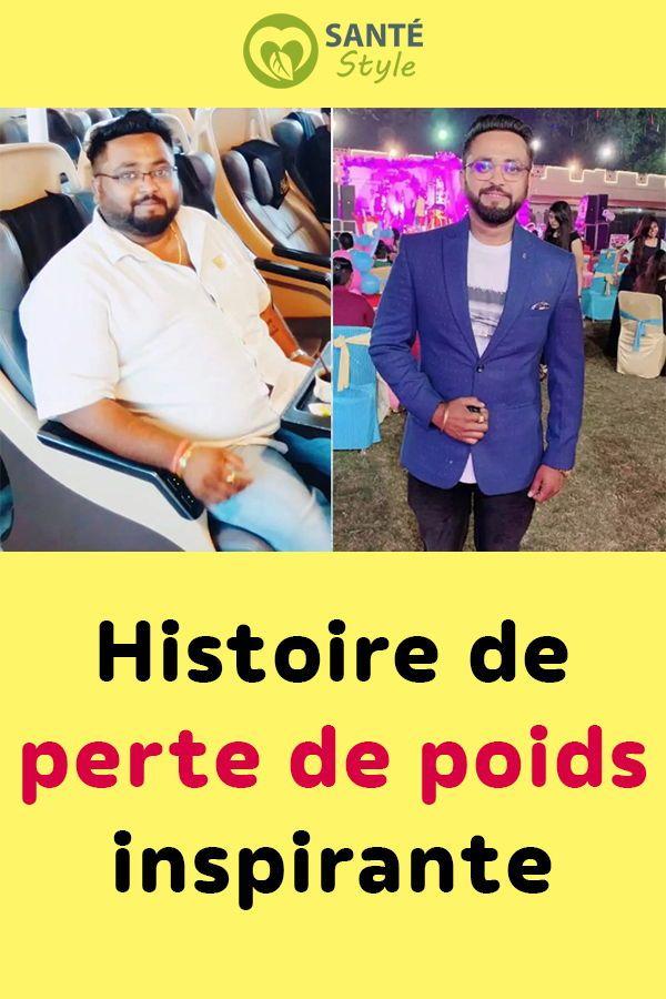 photos et histoires de perte de poids